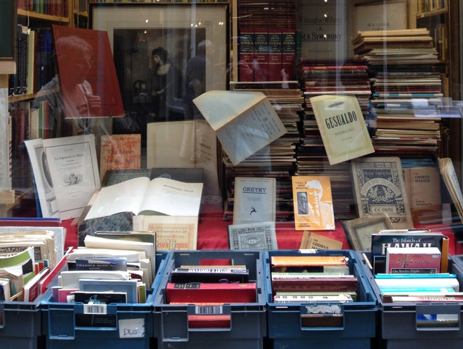 Browse the Bookshops on Charing Cross Road