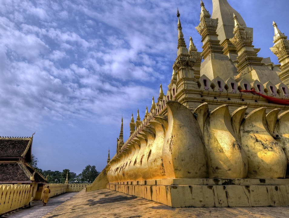 Fortress Of The Mind Vientiane  Laos