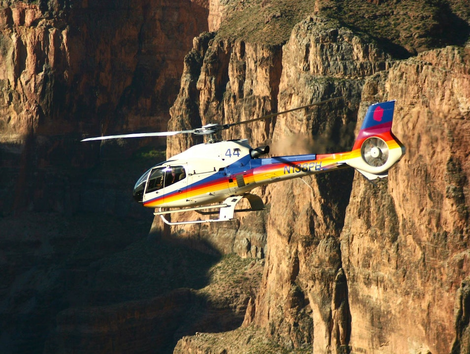 A Heli' of a Time North Rim Arizona United States