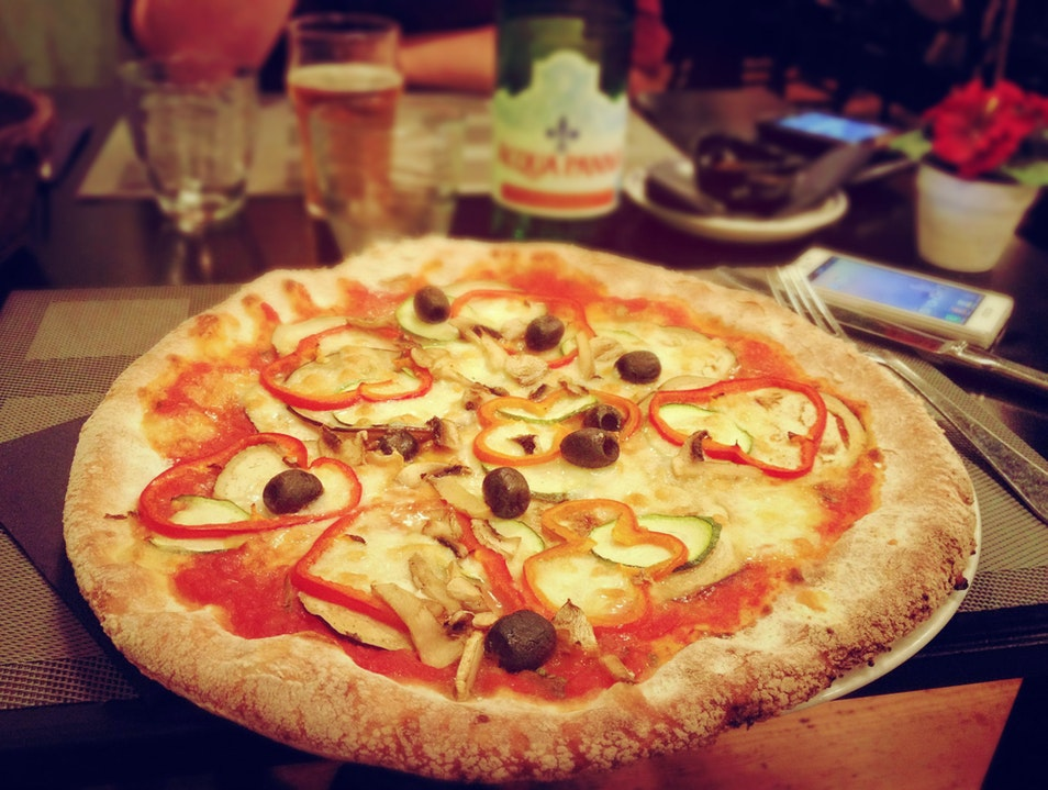BEST GLUTEN FREE PIZZA IN FLORENCE Florence  Italy