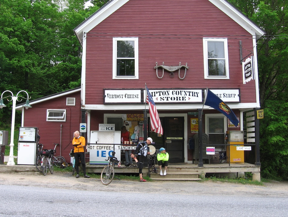 country store Ripton Vermont United States