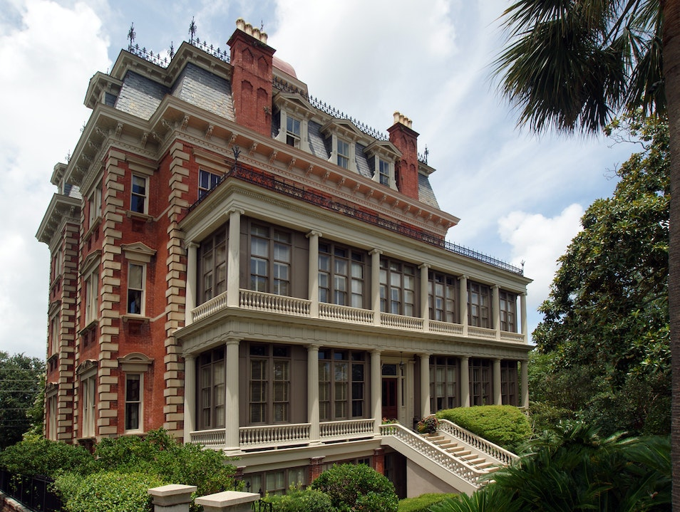The Wentworth Mansion Charleston South Carolina United States
