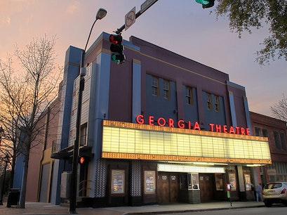 Georgia Theatre Athens Georgia United States
