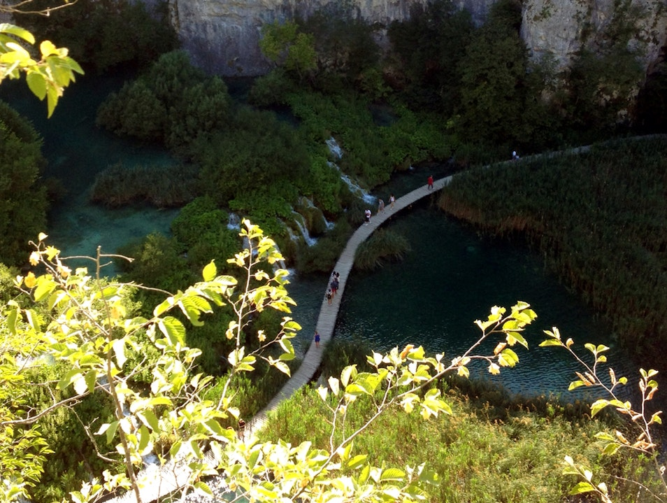 A Hike Totally Worth The Time In Croatia, Plitvice Lakes