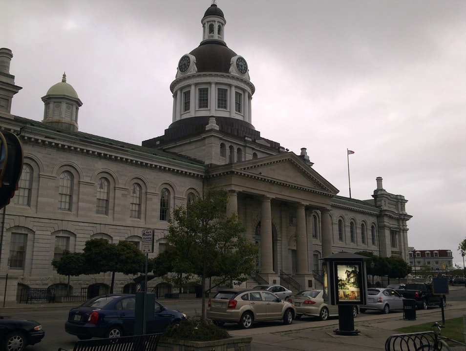 City Hall Kingston  Canada