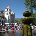 Mission Historical Park Santa Barbara California United States