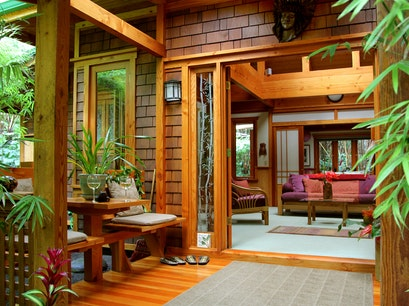Volcano Rainforest Retreat   United States