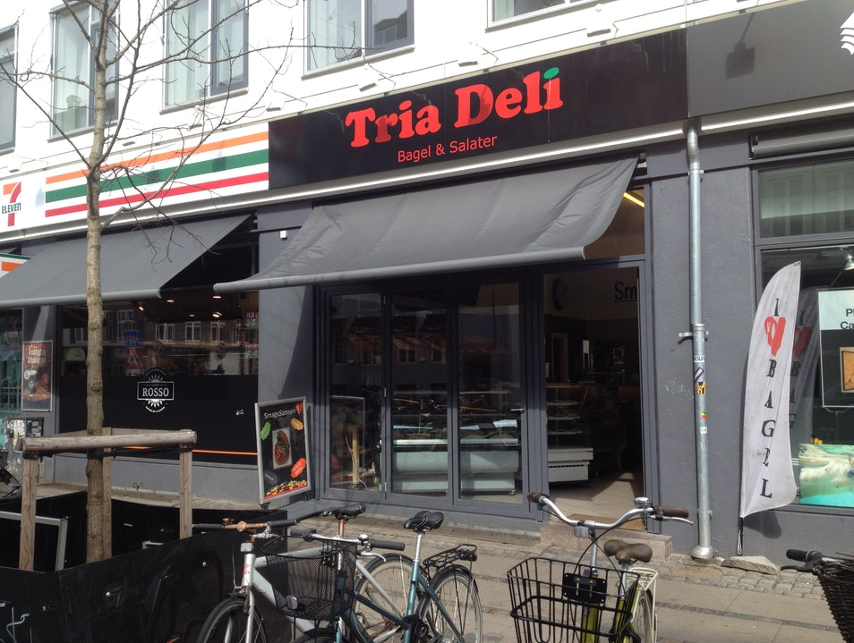 Budget Friendly Sandwiches, Salad and Bagels Copenhagen  Denmark