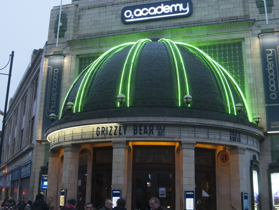 02 Academy Brixton, London London  United Kingdom
