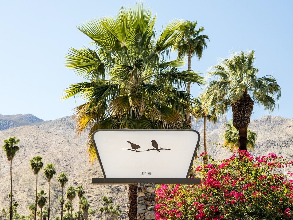 Sparrows Lodge Palm Springs California United States