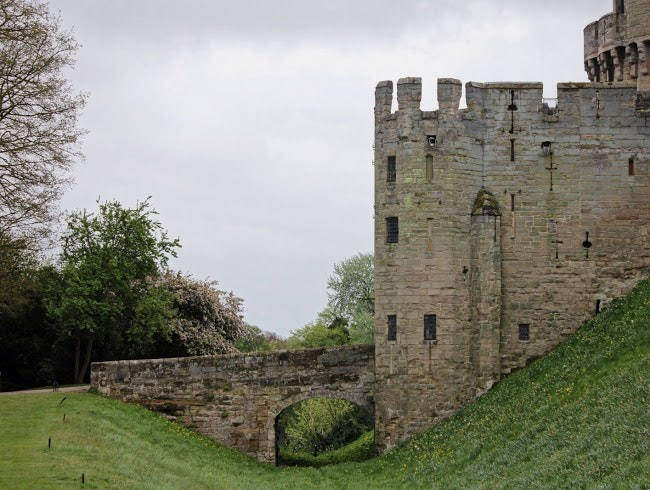 Warwick Castle, A Medieval Look Back in Time