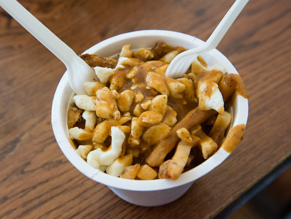 For the Love of Poutine