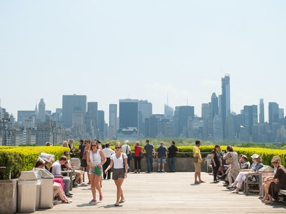 The Metropolitan Museum of Art Rooftop New York New York United States