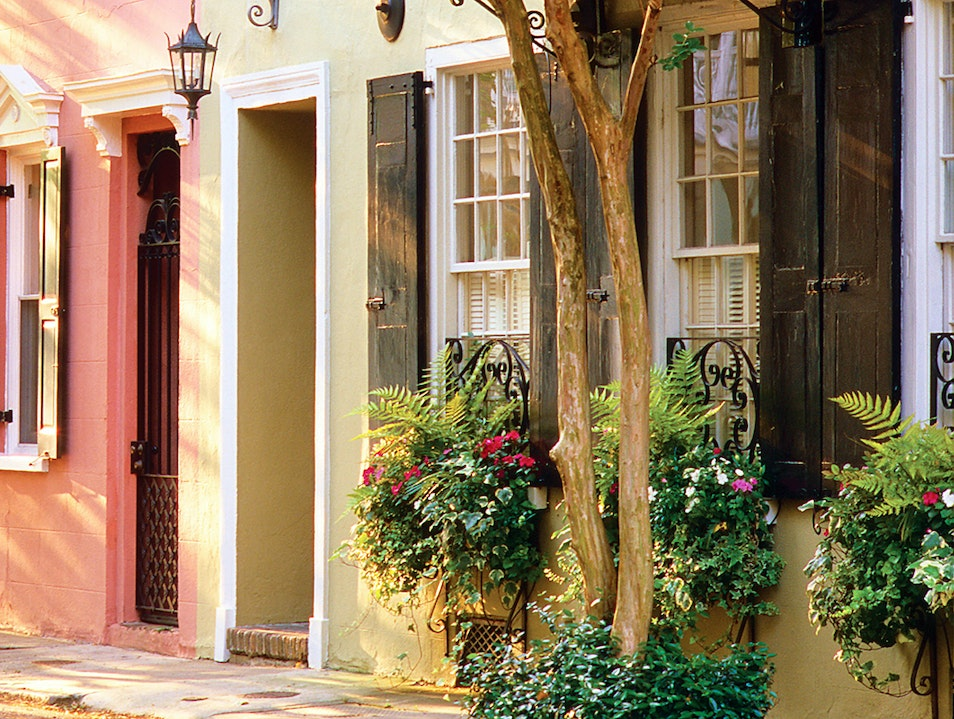 Charleston Old and Historic District