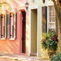 Charleston Old and Historic District Charleston South Carolina United States