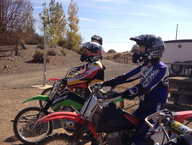 Dirt Bike Training Course