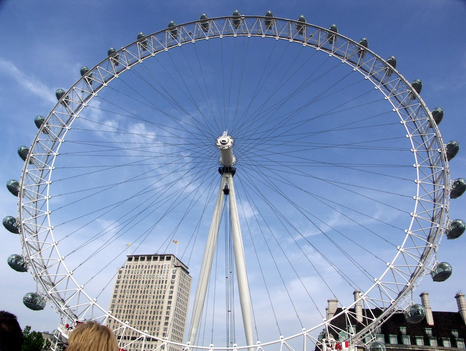 About The London Eye