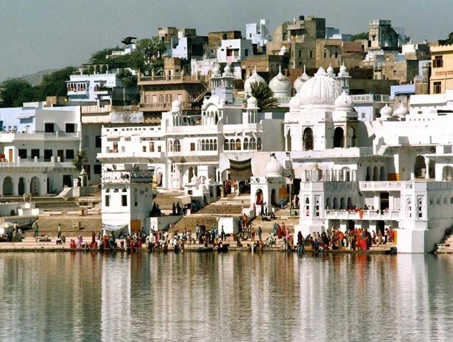 Stunning Pushkar City