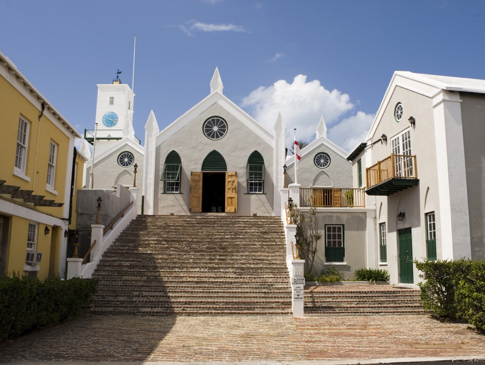 Step into Colonial History  St. George  Bermuda