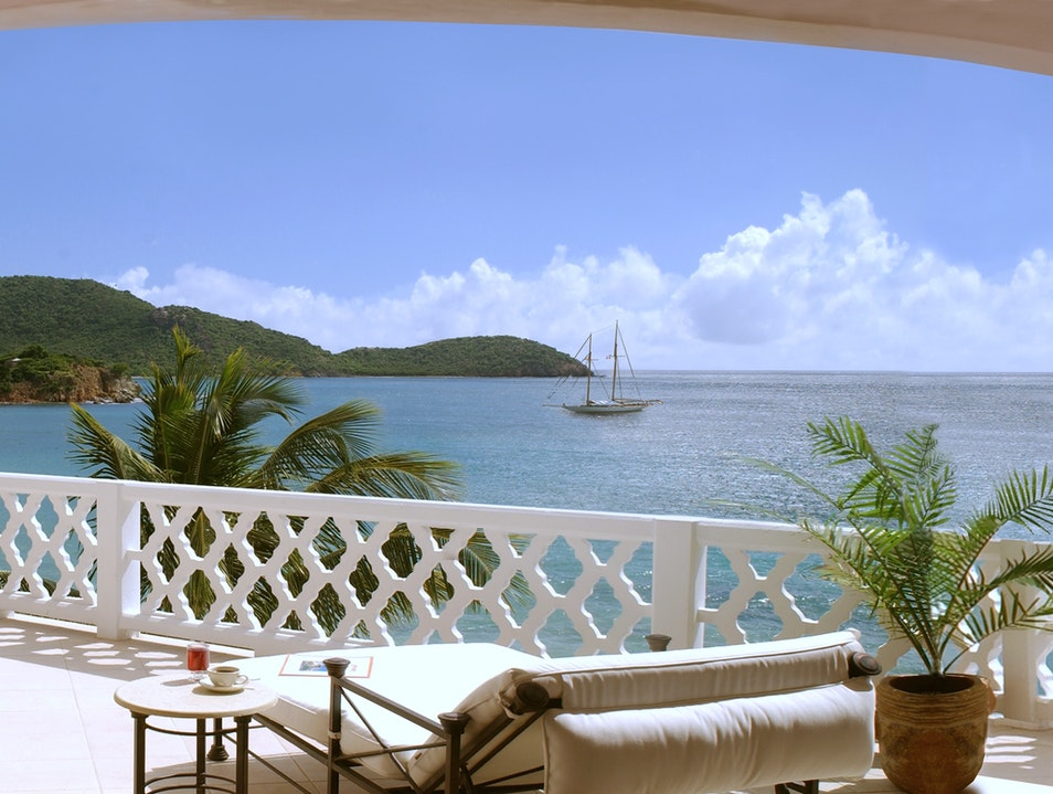 Curtain Bluff Resort Old Road  Antigua and Barbuda