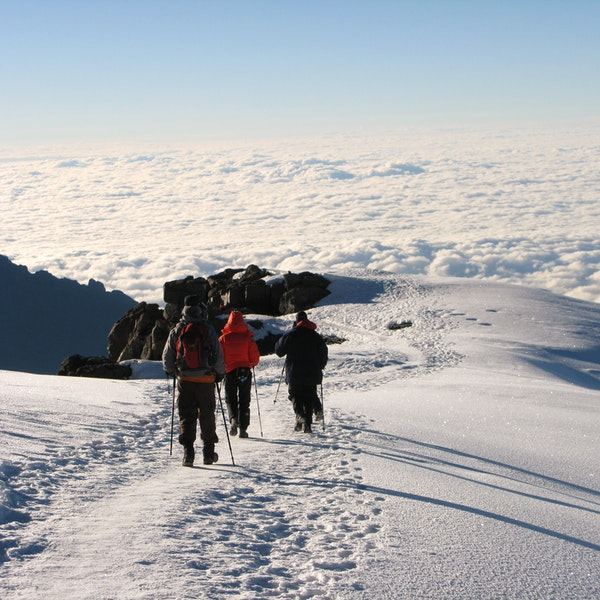 Touch the Roof of Africa at Kilimanjaro