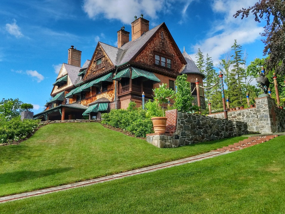 Gilded Age Splendor in the Berkshires