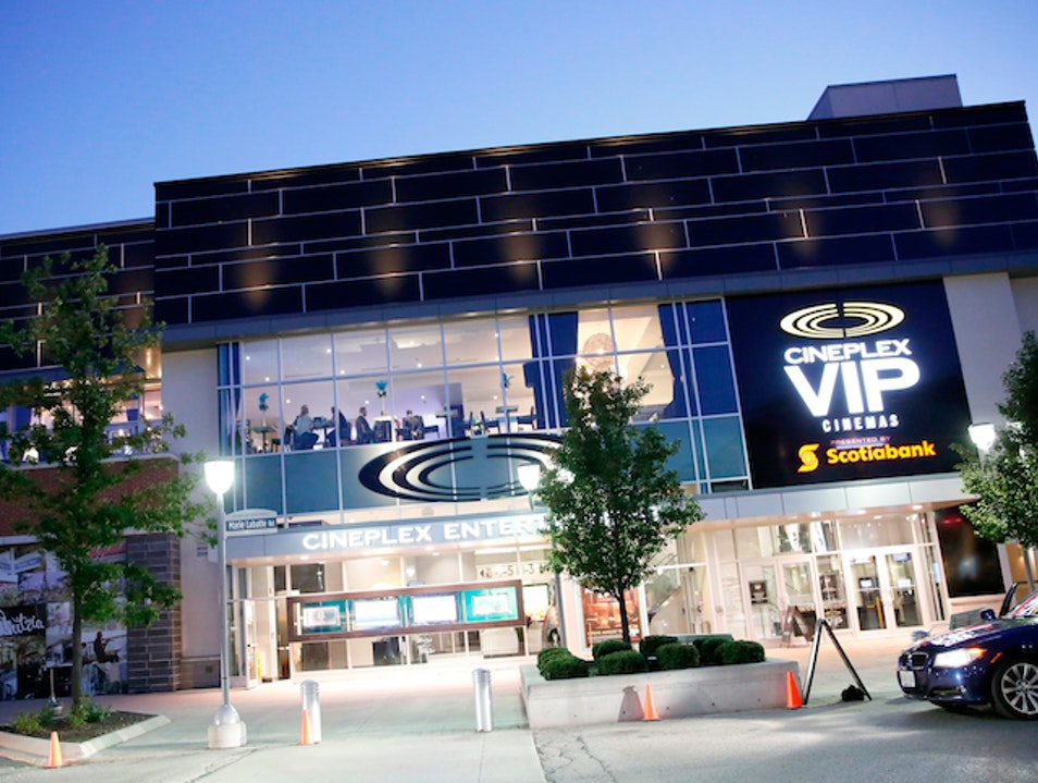 Enjoy an Adults-Only Night at the Movies Toronto  Canada
