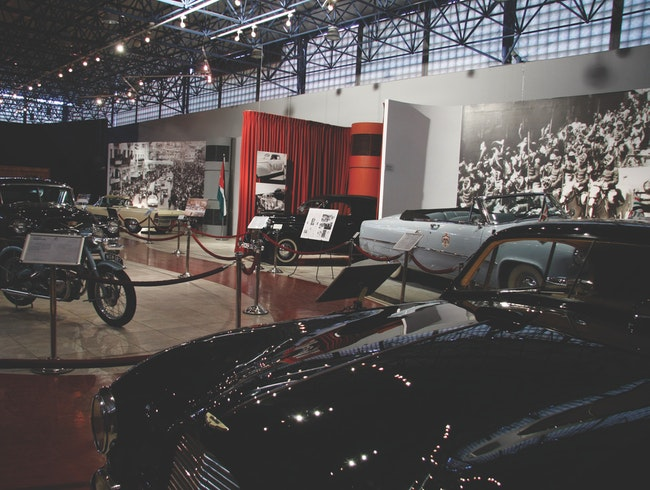Royal Automobile Museum, Amman