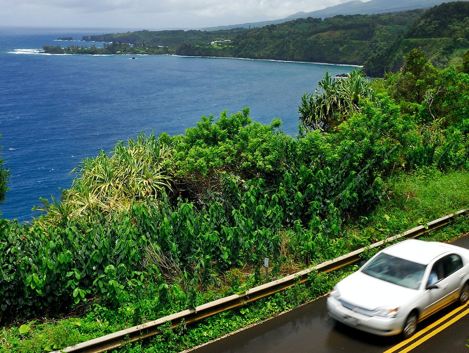 Hana Highway Kahului Hawaii United States