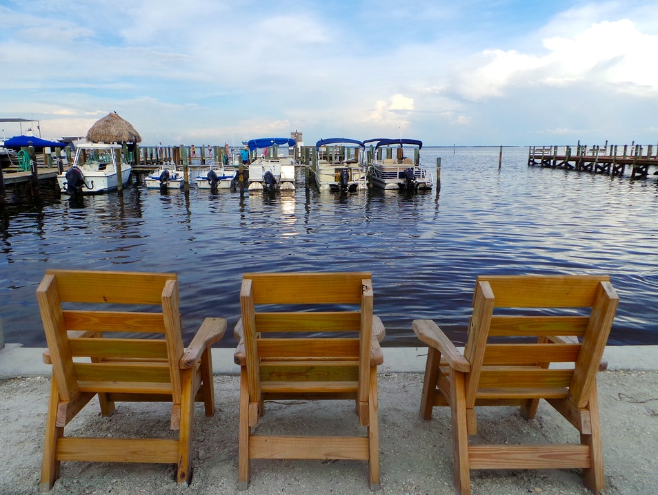 Get Out On The Water on Captiva Island