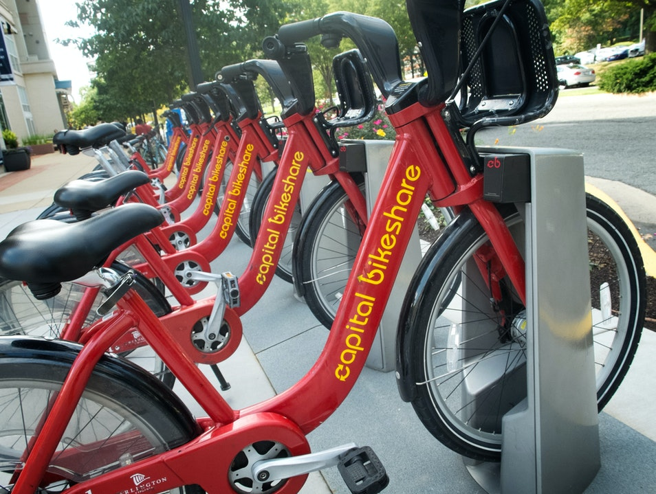 Ride Capital Bikeshare
