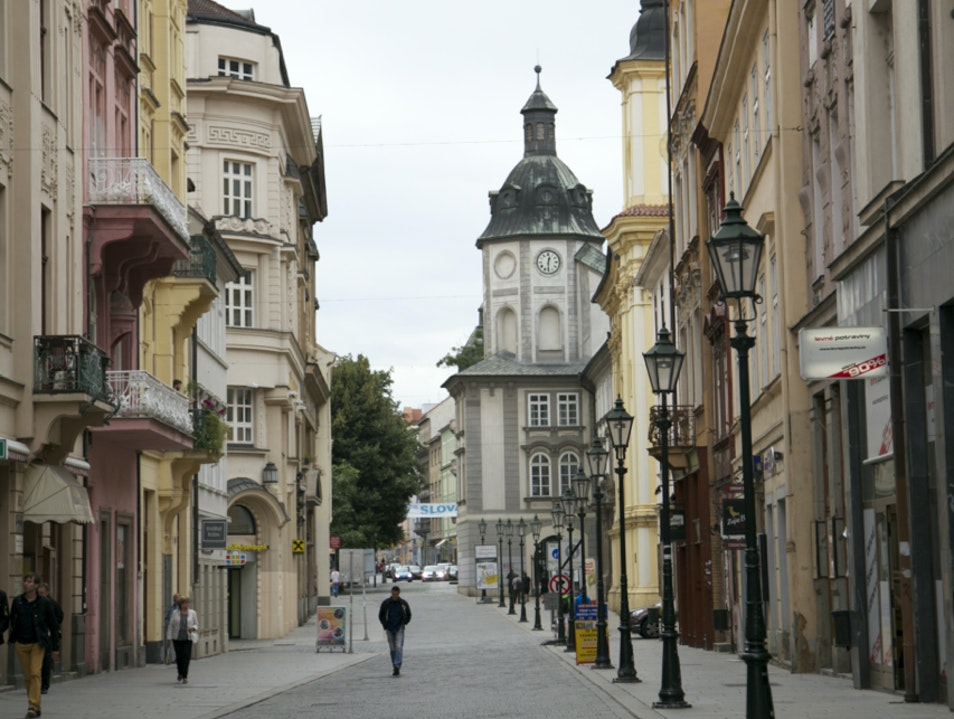 Self-Paced Audio Tour of Plzen Plzen  Czech Republic