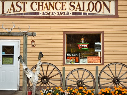 Last Chance Saloon Rosedale  Canada