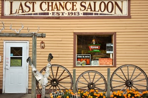 Last Chance Saloon