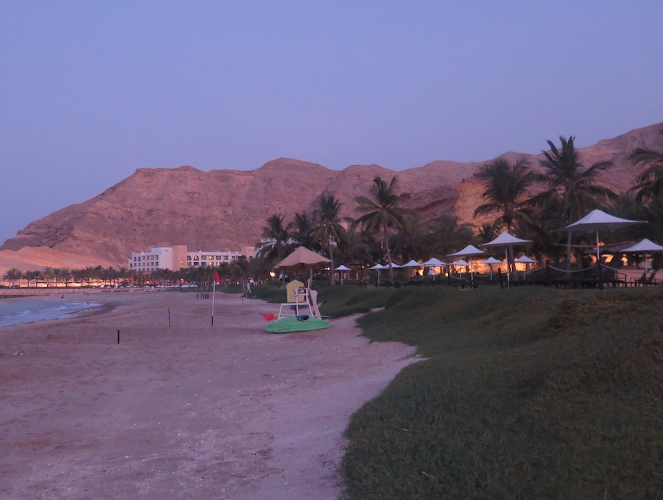 Relaxing view for the soul Muscat  Oman