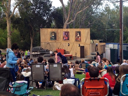 Griffith Park Free Shakespeare Festival Los Angeles California United States