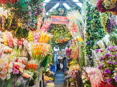 Chatuchak Weekend Market   Thailand