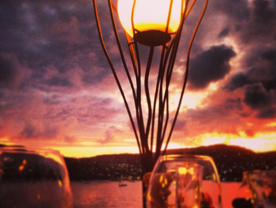 Dinner For Two with a View  Zihuatanejo  Mexico