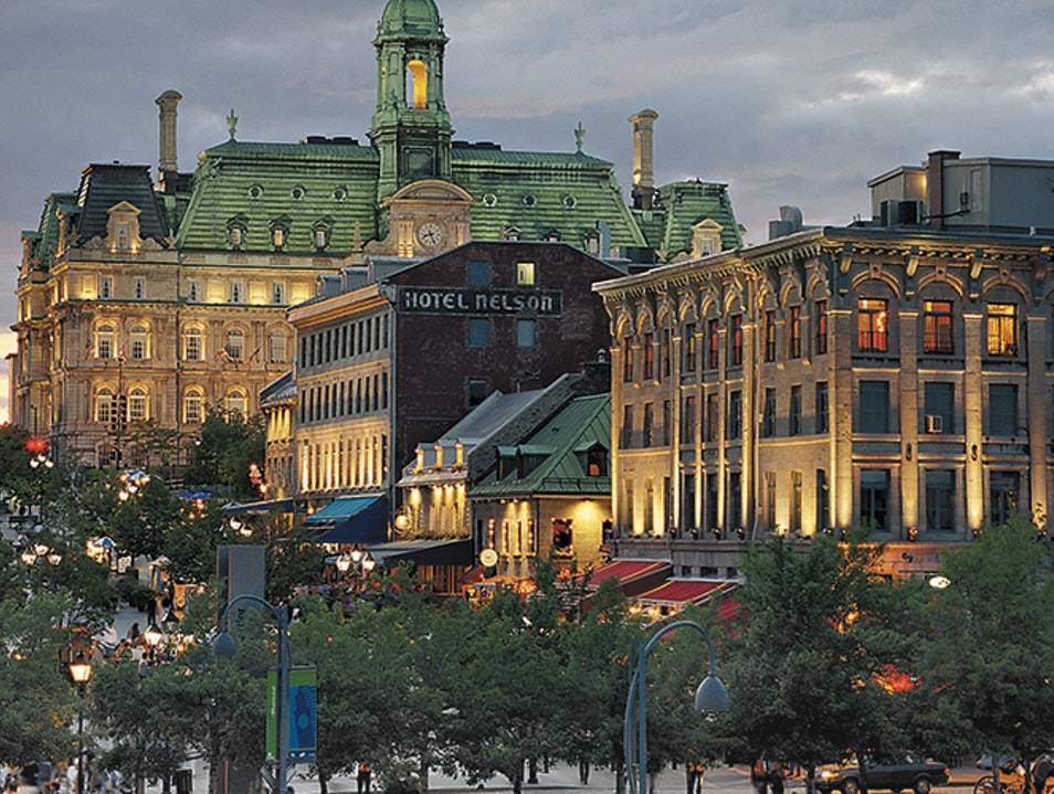 Place Jacques-Cartier Montreal  Canada