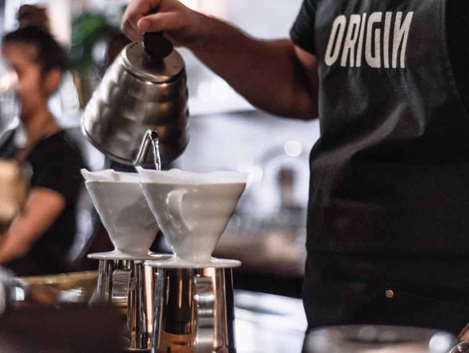 The Best Coffee in Cape Town