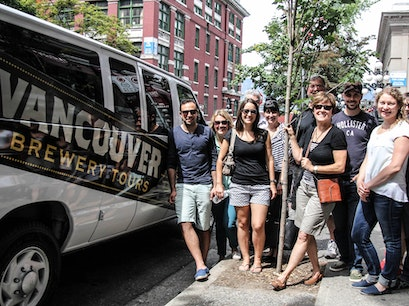 Vancouver Brewery Tours Inc. Vancouver  Canada