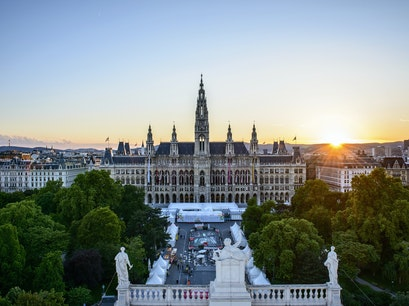City Hall Vienna  Austria