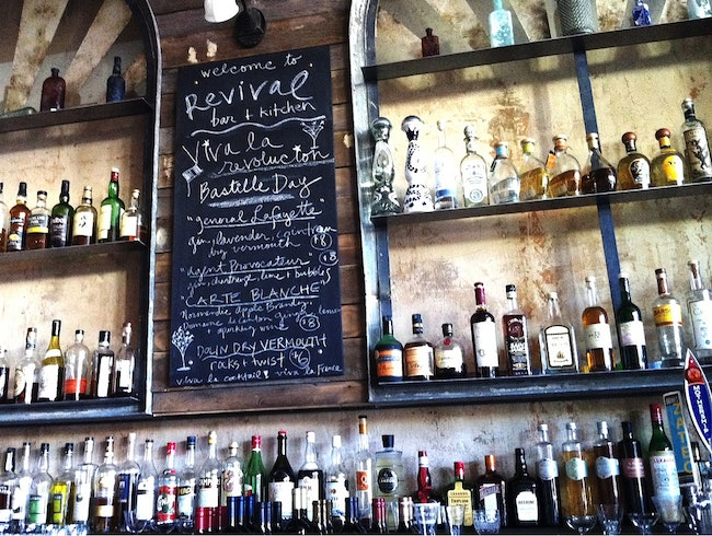 Dine on Local, Fresh Food at Revival Bar & Kitchen in Berkeley
