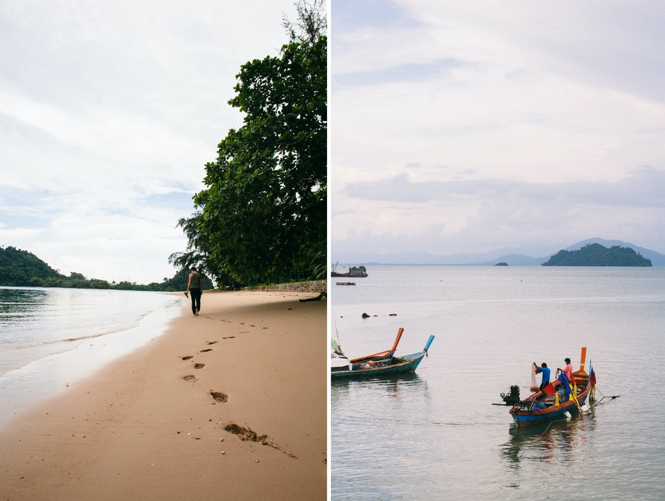 Travel back in time on Koh Phayam
