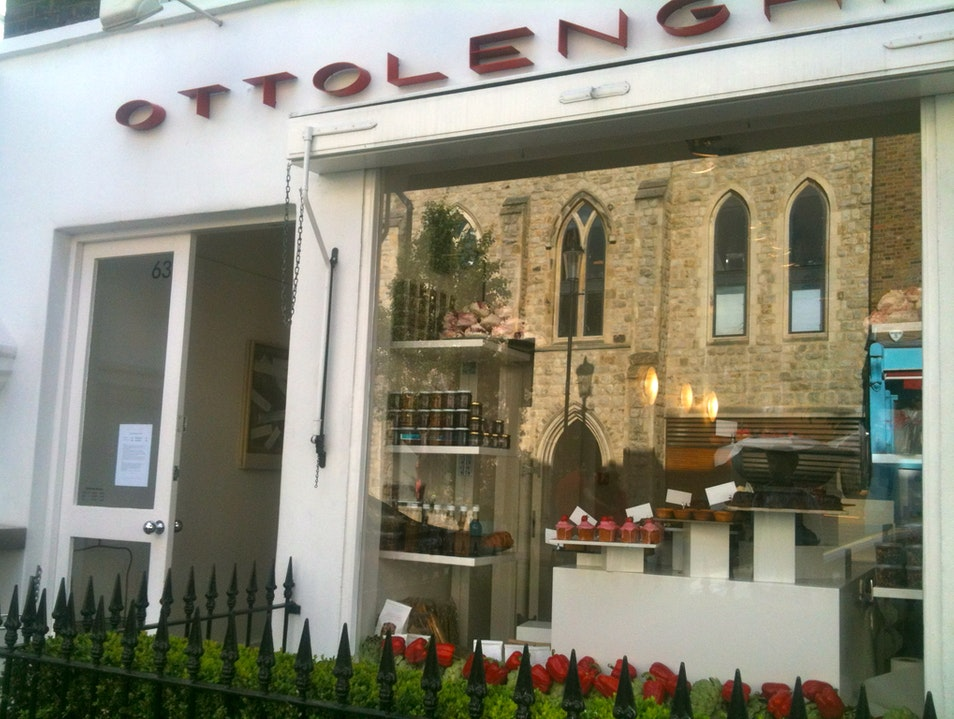 Notting Hill Pastries London  United Kingdom