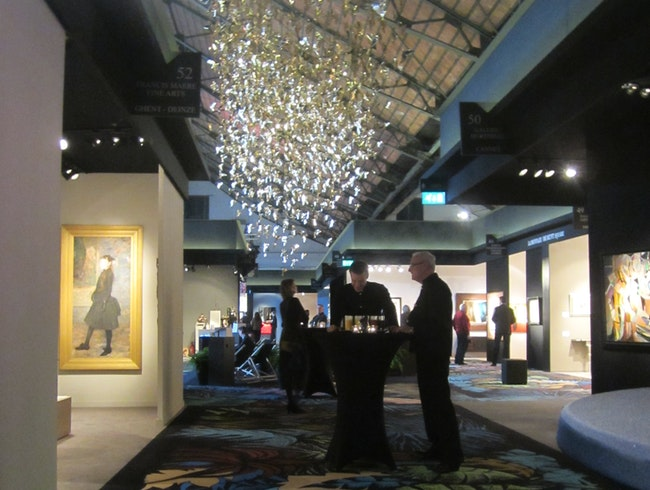 58th Brussels Antiques & Fine Arts Fair