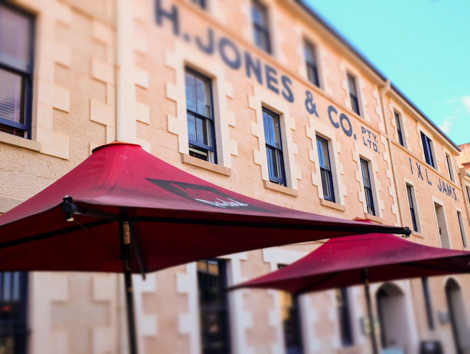 Henry Jones Art Hotel Hobart  Australia