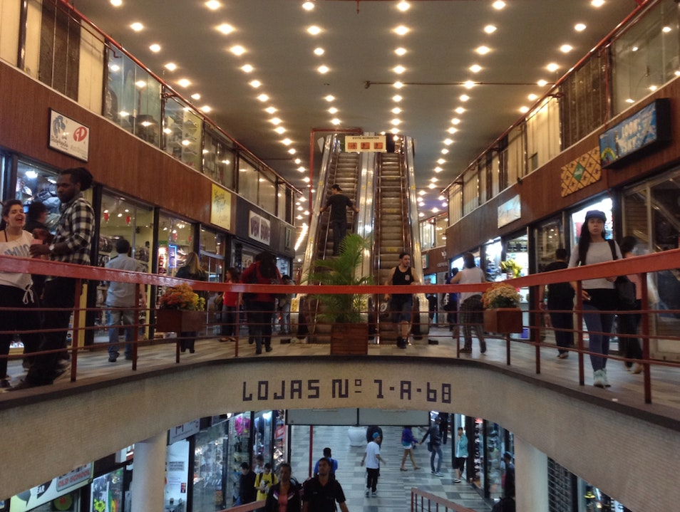 A Different Kind of Shopping Experience Sao Paulo  Brazil
