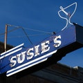 Susie's Bar Calistoga California United States