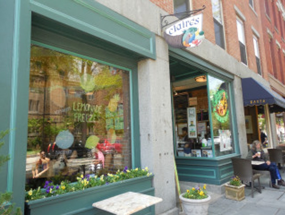 A Vegetarian Delight in New Haven